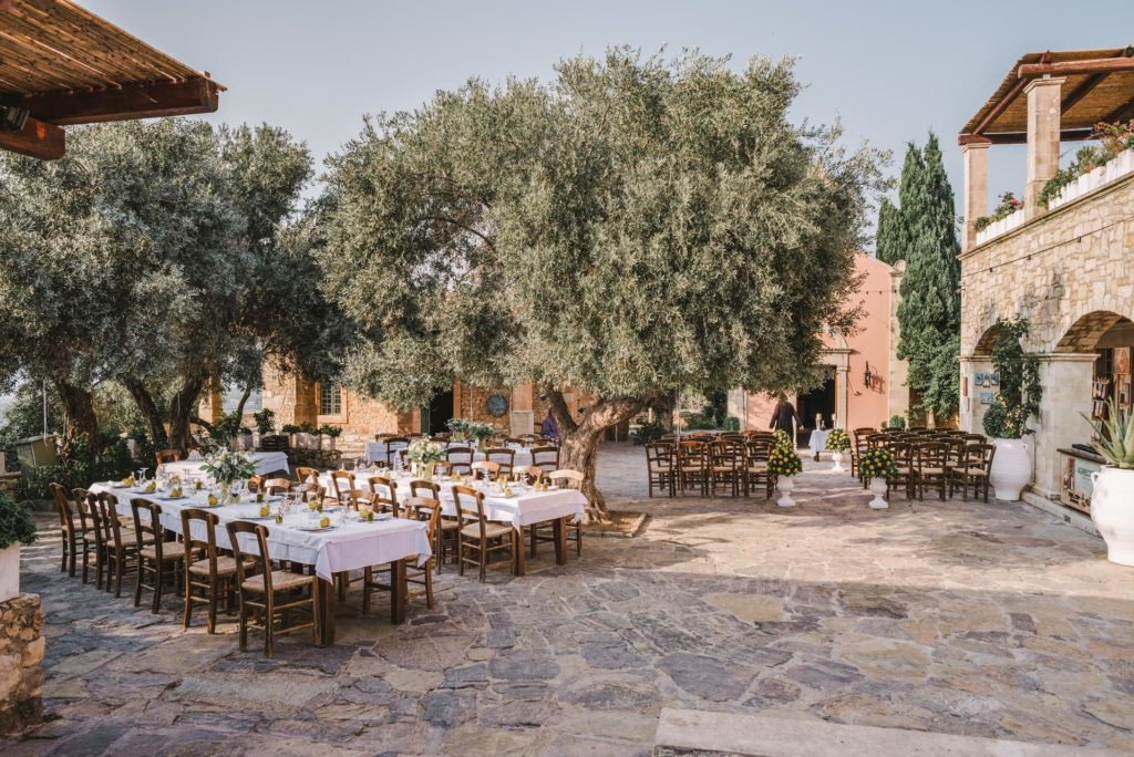 wedding in rethymno